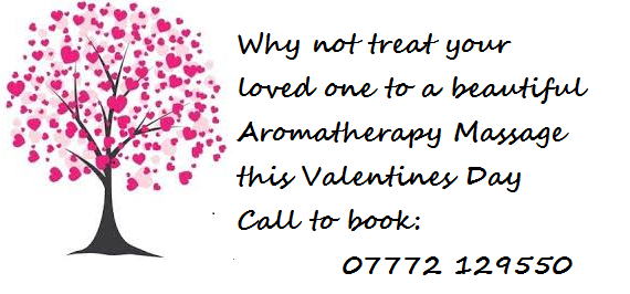 Valentines Day Massage