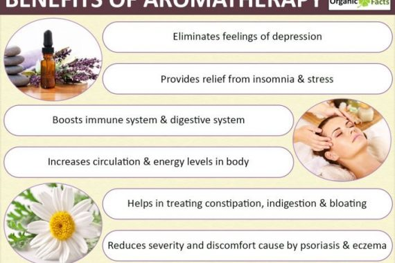 The Benefits of Aromatherapy Massage